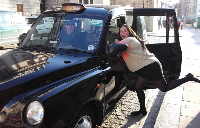 Black Cab Treasure Hunt 2