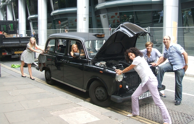 Black Cab Treasure Hunt 3