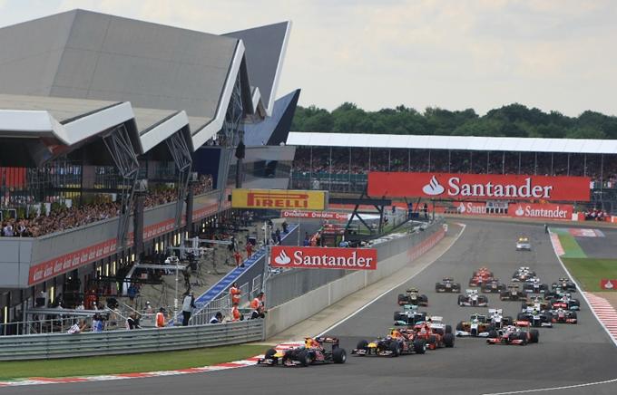 British Grand Prix 4