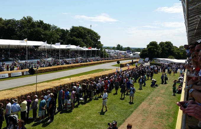 Goodwood Festival of Speed GP Club 4