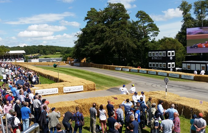 Goodwood Festival of Speed GP Club 5