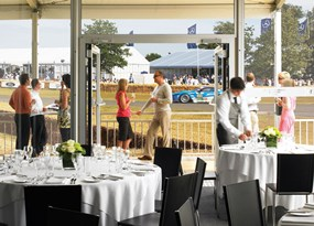 Goodwood Festival of Speed Hospitality - Gurney Pavilion Feature Image