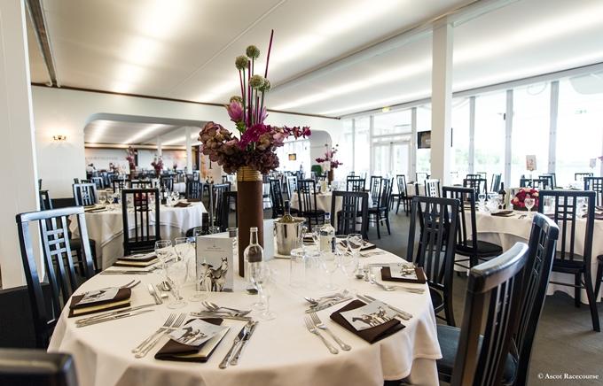 Sandringham Restaurant – Royal Ascot Hospitality