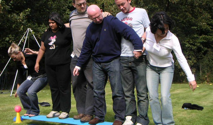 Krypton Factor Team Building Activity 1