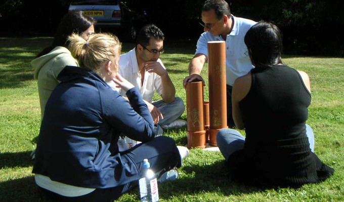 Krypton Factor Team Building Activity 3