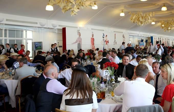 Royal Ascot Corporate Hospitality – Royal Ascot Pavilion