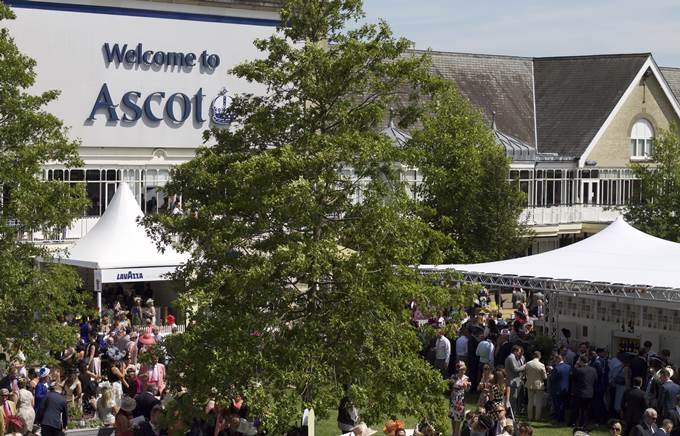 Royal Ascot Corporate Hospitality – Royal Ascot Pavilion 3