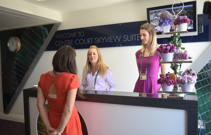 Centre Court Skyview Suites Hospitality Wimbledon 3