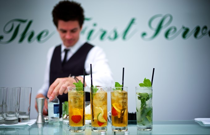 The Gatsby Club Wimbledon Hospitality Pacakges 4