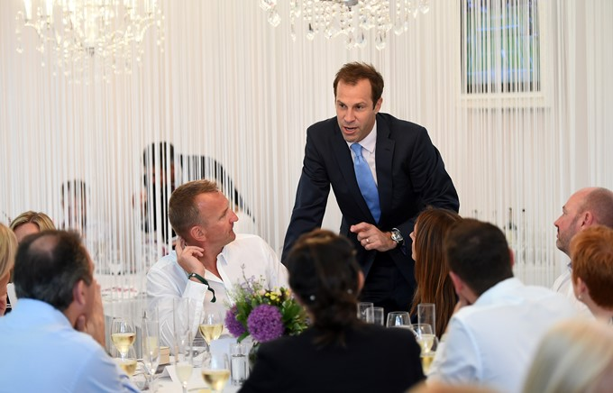 The Players Tables Hospitality – Wimbledon 2