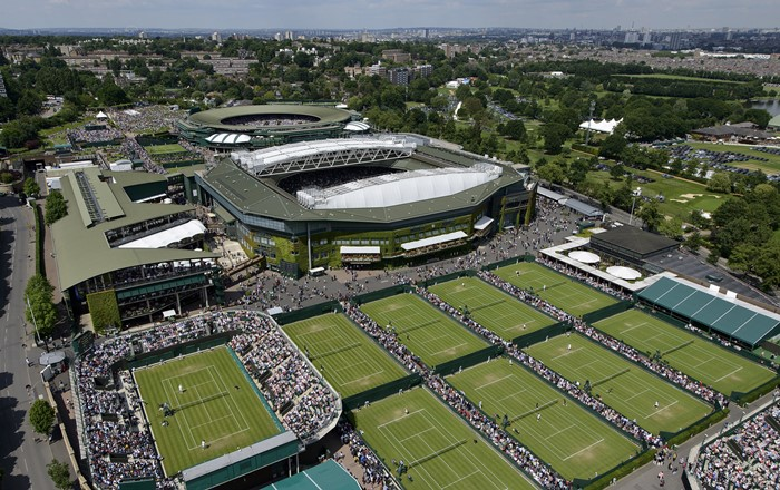Wimbledon release