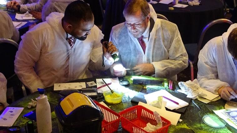 Csi Team Building Activities Crime Scene Investigation Team Building