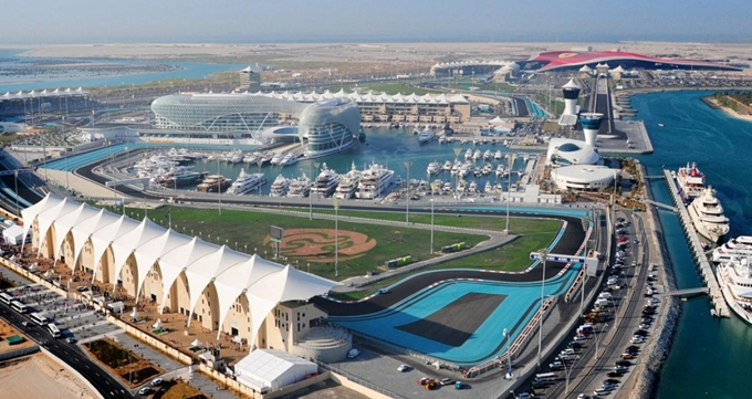 Abu Dhabi Grand Prix Packages - Release
