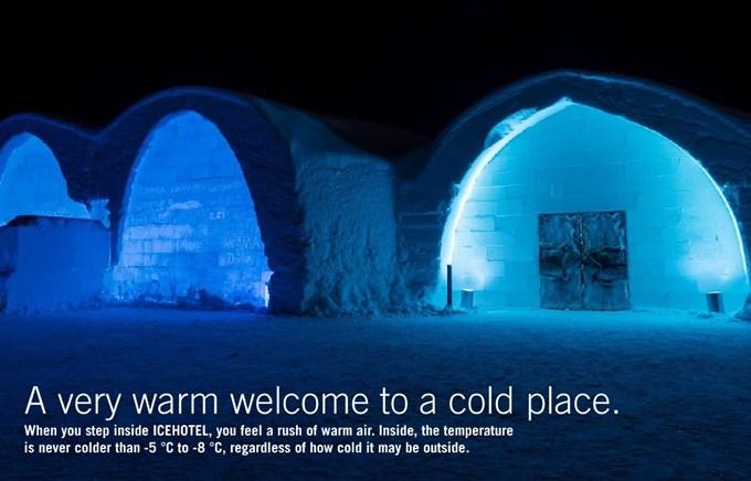 Incentive Travel - Swedish Lapland - Ice Hotel