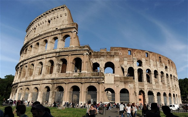 Incentive Travel Destinations - Rome 1