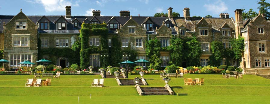 Country house hotel meeting venue - South Lodge