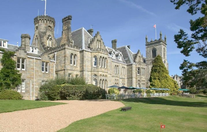 Picture of Ashdown Partk in East Sussex. Corporate away day venue.